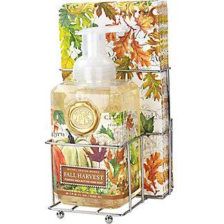 Michel Design Works Fall Harvest Soap/Napkin Set, ea
