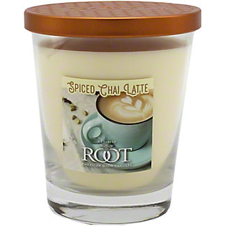Root Spiced Chai LatteCandle, 10.5 oz