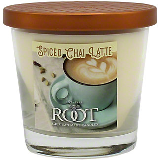 Root Spiced Chai LatteCandle, 6.3 oz