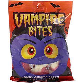 Amusemints Vampire Gummy Teeth Bag, 5 oz