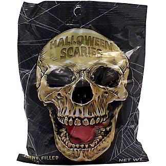 Amusemints Halloween Scaries Gummy Skulls, 5 oz