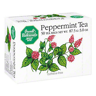 Onno Behrends Tea Peppermint, 50 ct