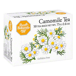 Onno Behrends Tea Chamomile, 50 ct