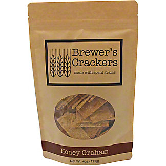 Brewer's Crackers Honey Graham, 4 oz