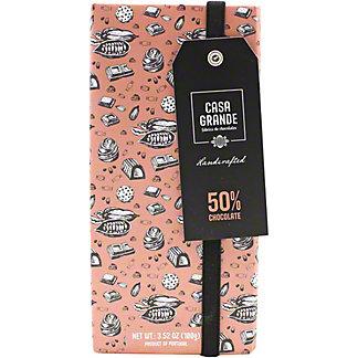 Casa Grande 50% Dark Chocolate Bar, 3.5 oz