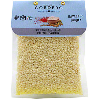 Cordero Rice With Saffron , 7.05 oz