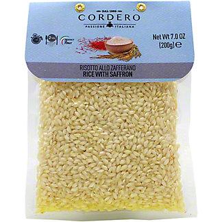 Cordero Rice With Saffron, 7.05 oz
