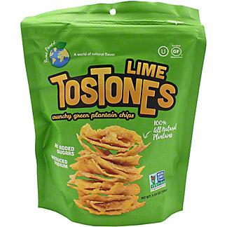 Prime Planet Lime Tostones, 3.53 oz