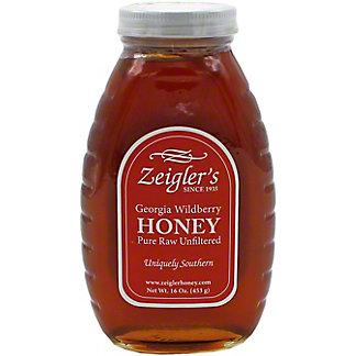Zeigler's Wildberry Honey, 16 oz