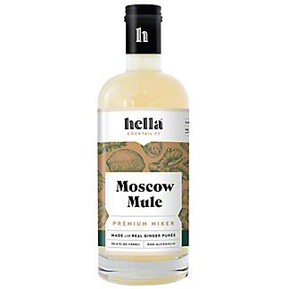 Hella Moscow Mule Mixer, 750 mL