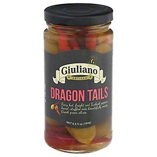 Giuliano Olive Dragon Tails, 6.5 oz