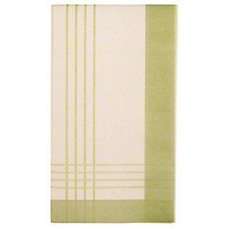 Sophistiplate Guest Towel Olive, ea
