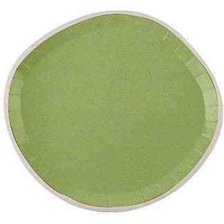 Sophistiplate Olive Dinner Plate, ea