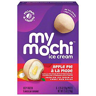 My/Mo Mochi Ice Cream Apple Pie à la Mode, 6 pk