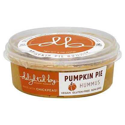 Delighted By Pumpkin Pie Hummus, 8 oz