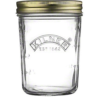 Kilner Wide Mouth Jar , 12 oz