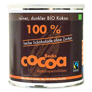 Becks Cocoa Criollo - 100% Fine Cocoa, 8.8 oz