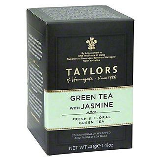 Taylors Of Harrogate Green Tea Wit Jasmine, 3.53 oz