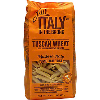 Little Italy In The Bronx Penne Rigate, 16 oz