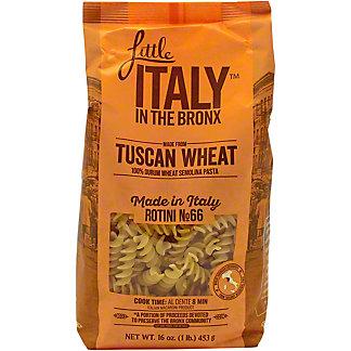 Little Italy In The Bronx Rotini Pasta, 16 oz