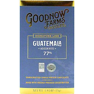 Goodnow Farms Chocolate Guatemela 77% Dark Chocolate Bar, 1.94 oz