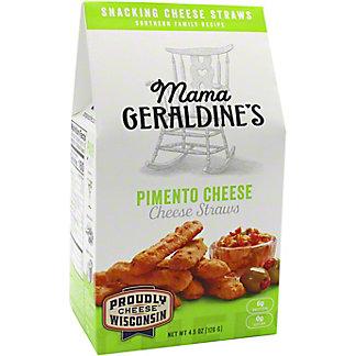Mama Geraldine's Pimento Cheese Straws, 4.5 oz