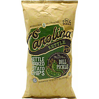 Carolina Kettle The Mama Gin Dill Pickle Potato Chips, 5 oz
