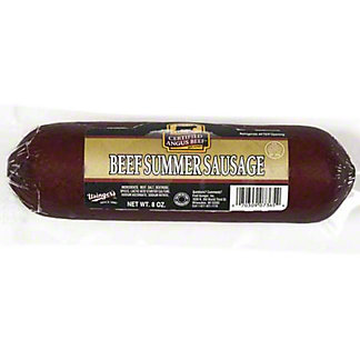 Usingers Beef Summer Sausage, 8 oz