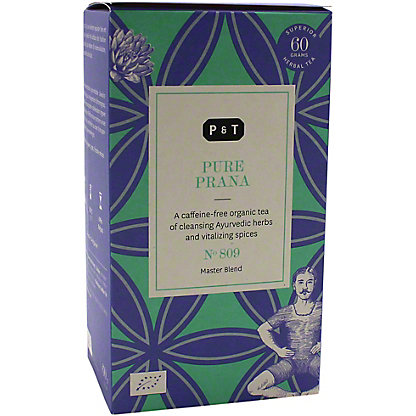 Paper & Tea Pure Prana Organic Tea, 60 g