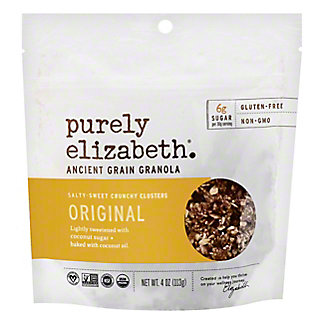 Purely Elizabeth Original Ancient Grain Granola, 4 oz