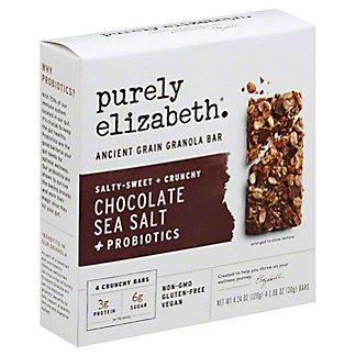 Purely Elizabeth Chocolate Sea Salt Probiotics, 4 ct