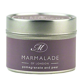 Marmalade Of London Candle Pomegranate & Pear Small, 4 oz