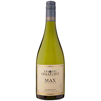 Errazuriz Max Reserva Chardonnay, 750 mL