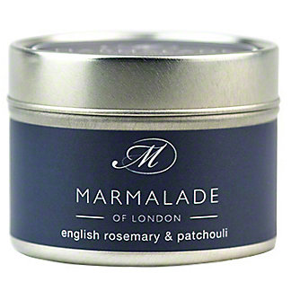 Marmalade Of London Candle Rosemary Patchouli Small , 4 oz