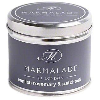 Marmalade Of London Candle Rosemary Patchouli Medium, 7 oz