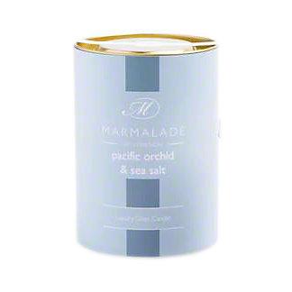 Marmalade Of London Candle Orchid Sea Salt Large, 8 oz