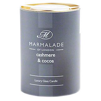 Marmalade Of London Candle Cashmere & Cocoa Large, 8 oz