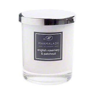 Marmalade Of London Candle Rosemary Patchouli Large 50HR, 8 oz