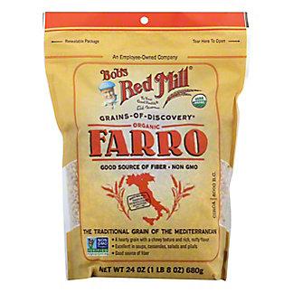 Bob's Red Mill Organic Farro Grain, 24 oz