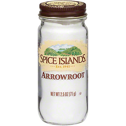 Spice Islands Arrowroot , 2.5 oz