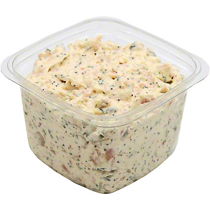 Chef Prepared Everything Bagel Smoked Salmon Spread, lb