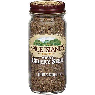 Spice Islands Whole Celery Seed, 2.2 oz