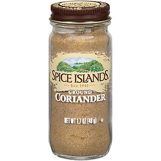 Spice Islands Ground Coriander, 1.7 oz