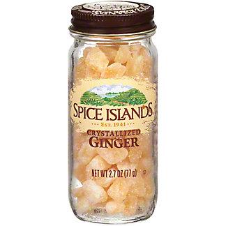 Spice Islands Crystallized Ginger, 2.7 oz