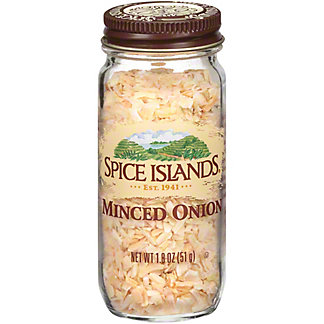 Spice Islands Minced Onion , 1.8 oz