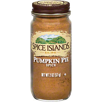 Spice Islands Pumpkin Pie Spice, 2 oz