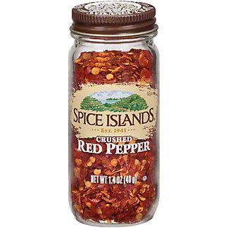 Spice Islands Crushed Red Pepper, 1.4 oz