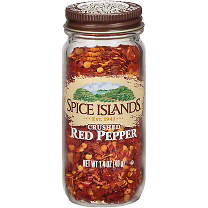 Spice Islands Crushed Red Pepper , 1.4 oz