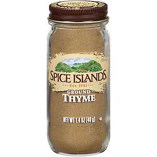Spice Islands Ground Thyme, 1.4 oz