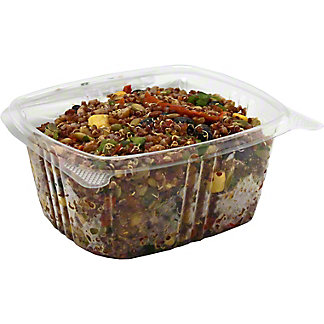 Central Market 7 Grain Salad With Black Beans And Corn, by lb
